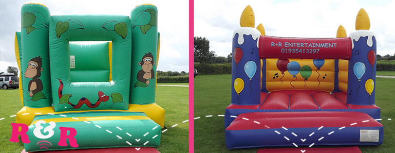 Bouncy inflatable hire adult somerset